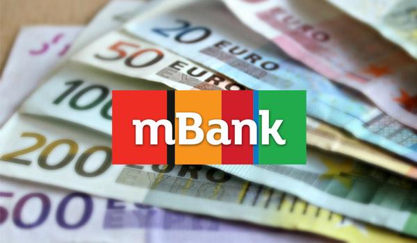 mBank pôžička s úrokom 0 % - špeciálna akcia.